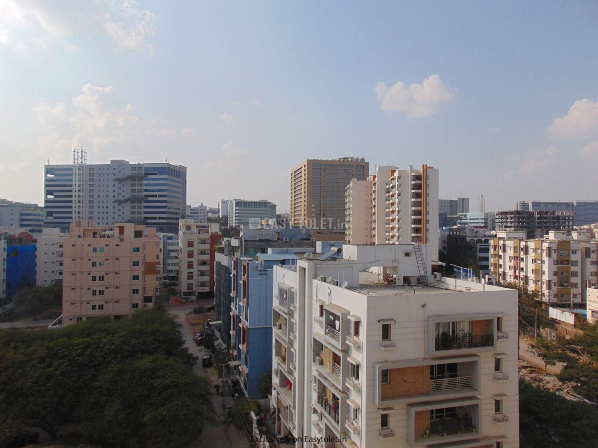 1 BHK Flat For Rent Fresh Living Apartments In Madhapur ...